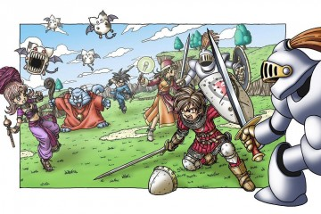 dragon-quest-ix-ds-art