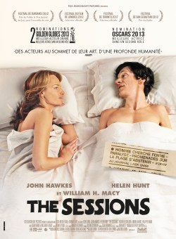 The Sessions - Affiche