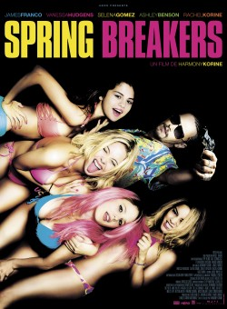 Spring Breakers - Affiche 2